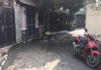 Nhà bán vị trí góc 2 mặt hẻm 10m đường Giải Phóng, P4, Tân Bình, diện tích 6x15m nở hậu 8m (90m2)