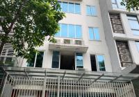 Cho thuê nhà phố Lưu Hữu Phước, Mỹ Đình, DT 100m2, XD 6 tầng, 1 hầm thông sàn, thang máy 50 triệu