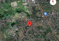 4 lô liền nhau gần thị trấn An Dương phù hợp xây nhà kinh doanh  - Diện tích bao từ 52-60m2 đã có s