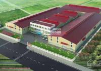 Chính chủ cần bán gấp xưởng mới tại KCN Tân Đô, Đức Hòa, Long An