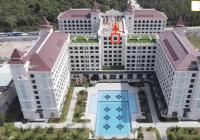 Độc quyền duy nhất căn hộ VinPearl Phú Quốc, tầng 8, view rất đẹp. Ngân hàng hỗ trợ vay 100%