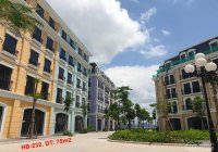 Chính chủ cần bán nhanh Shophouse HB-232, Harbor Bay Hạ Long, DT 75m2, giá 6.6 tỷ có thương lượng