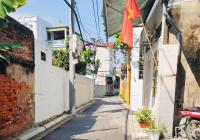Cần bán 58m2 đất thổ cư thôn Cam, Cổ Bi, Gia Lâm, đường trải nhựa 3m ô tô chạy qua cực đẹp