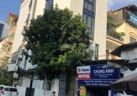 Cho thuê mặt phố kinh doanh tại Dịch Vọng. DT: 55m2 * 5.5 tầng, lô góc, thông sàn