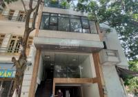 Cho thuê nhà đường Bùi Huy Bích, Hoàng Mai, HN 100m2 6 tầng 1 hầm có thang máy, nhà mới. 55 tr/th