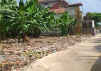 Bán 90m2 đất thổ cư toàn bộ giữa làng hoa Hoàng Trạch, Mễ Sở, Văn Giang, sát chân cầu Mễ Sở 37tr/m2