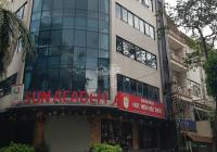 Bán nhà mặt phố Nguyễn Văn Huyên lô góc 3 mặt thoáng 120m2, 7 tầng, MT 9,5m, siêu đẹp - 45 tỷ