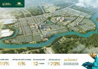 Mở bán GĐ 1 DA T&T City Millennia xây dựng ngay được đại đô thị 267ha, đẳng cấp nhất khu Nam SG