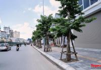 Mảnh đất vàng, vị trí đẹp mặt phố Minh Khai và 1 mặt ngõ oto tránh có nhà 2T, dt 27m mt 4,5m hè 6m