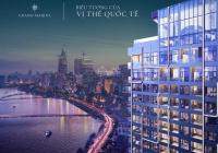 Grand Marina khu căn hộ hàng hiệu Mariott đắt nhất đầu tiên tại Việt Nam