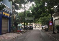 Cho thuê nhà mặt phố Trung Yên 11A, KĐT Trung Yên, Cầu Giấy 100m2 x 5T mặt tiền rộng điện 3 pha