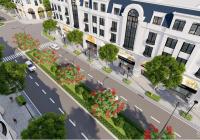 Bán shophouse đường 33m LK25 dự án Kim Chung Di Trạch DT view hồ điều hòa 8ha ngay ngã tư đường lớn
