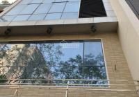 Cho thuê nhà phố Trung Kính, DT 60m2, MT 6m, thông sàn có thang máy, làm văn phòng. Giá 40 triệu
