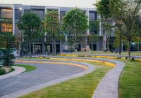 Bán biệt thự liền kề 1 trệt 2 lầu thiết kế lệch tầng thông minh, khu compound khép kín chuẩn resort