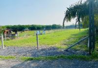 Bán lô đất vườn Củ Chi, DT 537m2, giá rẻ 1tỷ254 SHR, cách mặt tiền đường nhựa Ba Sa 100m