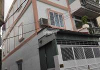 Nhà dân xây lô góc 3 tầng Kiều Hạ - Đông Hải 2 - Hải An, ô tô 7 chỗ để trong nhà