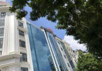 Bán toà building văn phòng,phố Trần Thái Tông ,Q Cầu Giấy. S 123m2 x 7t ,mt 7m. giá 55,5 tỷ