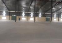 Bán nhà xưởng mới xây dựng tại KCN Tân Đô, Đức Hòa, Long An diện tích 20000m2 (2ha)