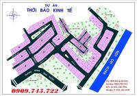 Bán đất nền dự án Thời Báo Kinh Tế, Thời Báo Kinh Tế, thuộc phường Phú Hữu, Quận 9