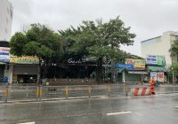 Cho thuê nhà góc 2MT Tây Thạnh, DT: 14m x 24m, Q Tân Phú