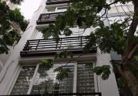 Bán nhà phố Mậu Lương, 50m2, 5 tầng, ô tô tránh, kinh doanh đỉnh, 5.37 tỷ