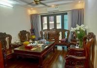 Siêu hiếm, bán nhà phân lô quân đội, phố Yên Lạc, Gara, 55m2, 5 tầng, MT 4.3m, giá 5.2 tỷ