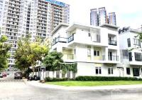 Biệt thự liền kề Mega Residence - Rubi Khang Điền Phú Hữu Quận 9 diện tích: 168m2 DTXD: 225m2