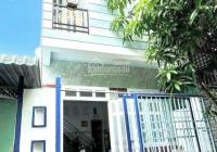 Cho thuê nhà 1 trệt, 1 lầu, 3 phòng ngủ, hẻm tổ 4 đường Nguyễn Văn Linh