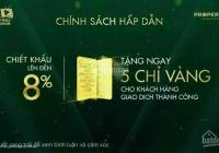 Căn hộ Resort Lavita Thuận An chiết khấu 8%/căn, tặng ngay 5 chỉ vàng. Nhận nhà TT 30%. 0916019661
