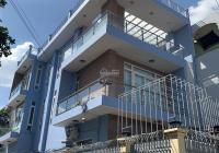 Bán căn góc 2 mặt tiền đường HT17 diện tích gần 200m2 3 tầng giá chỉ 16.5 tỷ TL P. Hiệp Thành Q. 12