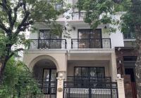 Cho thuê biệt thự Hapulico Thanh Xuân. DT 125m, xây dựng 125m, 4 tầng, MT 8m, thang máy. 70 triệu