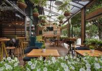 Bán nhà MP Trần Khát Chân KD Cafe vỉa hè lớn mặt tiền rộng DT 96.5 m2, 1 tầng, MT 7.5 m, 29 tỷ