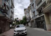 Bán nhà lô góc Hoàng Quốc Việt ngõ 3 ô tô tránh nhau, kinh doanh 50m, 5 tầng, 12 tỷ, cách phố 30m