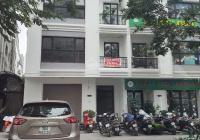 Cho thuê nhà Vin Gardenia Hàm Nghi, Mỹ Đình, DT 152m2, MT 6m 5T nhà mới, full điều hòa giá 60tr