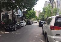 Bán đất chính chủ Trần Kim Xuyến, Cầu Giấy, 58m2, mặt tiền 5.8m, ngõ ô tô, 11.6 tỷ