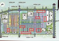 Bán 9 căn liền kề shophouse giai đoạn 1, 2, vị trí đẹp, DT từ 95m2, 100m2, 114m2, giá từ 111tr/m2