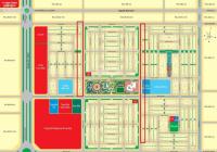 Bán lô đất T21 mặt tiền đường 24m, hướng Nam, giá 1,6 tỷ, DT 100m2, LH 0937147501