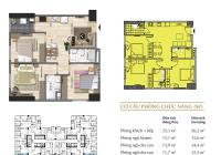 Chính chủ cần bán căn góc tầng 15 tòa P1 dự án Chung cư Eurowindow River Park Đông Hội, Đông Anh