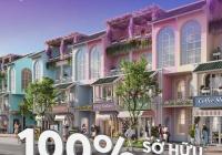 Bán căn shophouse 3 tầng vị trí cực đẹp tại phân khu ParaSol - khu đô thị KN Paradise Cam Ranh