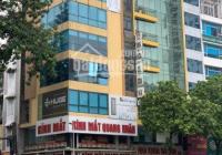 Chính chủ cho thuê MBKD 130m2 giữa ngã tư phố Trung Kính 2 mặt tiền giá 50tr/tháng