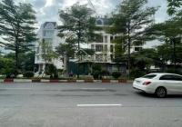 Bán gấp mặt phố Trần Thái Tông, Cầu Giấy, lô góc, vị trí kim cương, 90m2, 43.5 tỷ