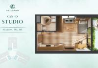 Hot: Căn studio giá tốt nhất TT view vườn Nhật tòa khoáng nóng Onsen, Ecopark. LH: 0899789929