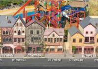 Chính chủ bán căn Shop VinWonders Phú Quốc - DT Đất 60m2, Mặt tiền 9M DT45. Giá 9 tỷ. LH:0931798492