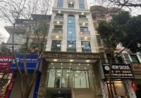 Cho thuê nhà mặt phố Vũ Tông Phan, Quận Thanh Xuân, diện tích 100m2 x 7 tầng, mặt tiền 8,3m