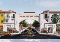 Mở bán dự án KDC Phước Hội Hồ Tràm Vũng Tàu, giá chỉ 1.6 tỷ, SHR, LH 093.1100.231
