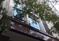 Cho thuê tòa nhà mặt phố Vũ Tông Phan. DT: 100m2 * 7 tầng + 1 hầm, MT: 8.5 m, thông sàn