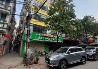 Cho thuê nhà ngõ ô tô tránh nhau tại Nguyễn Khánh Toàn. DT: 60m2 * 6 tầng, MT: 9m thông sàn
