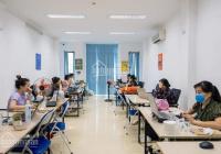 Cho thuê văn phòng 55m2 giá thuê rẻ nhất Hà Nội chỉ 8tr5 phố Hoàng Quốc Việt cực đẹp LH: 0977306046