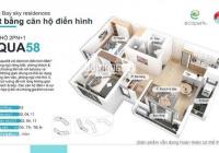 Cần bán căn hộ 55m2 full đồ giá 1,55 tỷ bao phí, liên hệ em Thắng 0867966695 để xem nhà!
