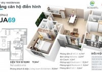 Bán căn hộ 69m2 tòa Sky nhà đã setup full nội thất giá bán : 1720 bao phí . liên hệ : 0867966695 !